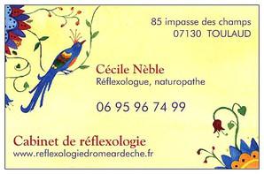 La réflexologie aide à retrouver énergie et vitalité.